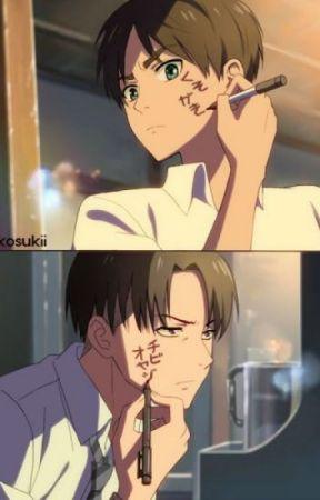 La excusa perfecta 「 Shingeki no Kyojin 」「 Riren 」 by jjk_9597