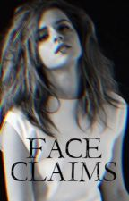 FACECLAIMS  by drivecemetery