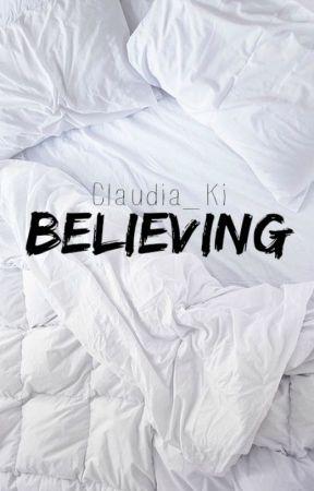 Believing by Claudia_Ki