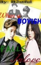 When a Boyish Falls Inlove (Completed) by B2stful