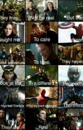 The Avengers Life by A_Marvel_Fan