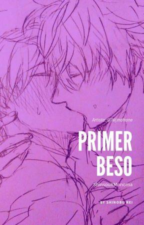 Primer Beso by ShinobuRei