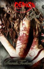 Anne- Demon Girl by SarahTorlen