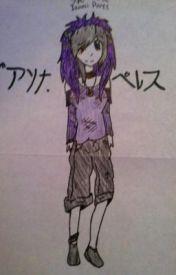 Akatsuki girl by Izumiperez