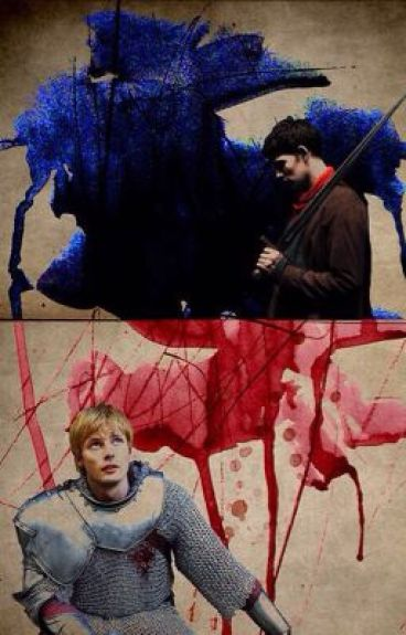 Merlin- Bleeding Hearts