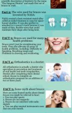 Five Amazing Facts About Dental Braces. Sacramento, California. by Craftsmandental1