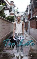 I'm Too Late (Sehun-Sulli Fanfiction) by hyxnkx