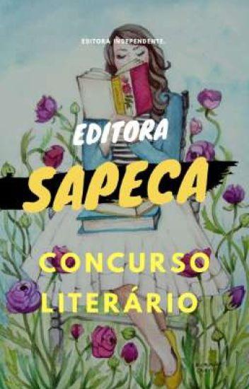 Concurso Literário ( Editora Sapeca) - Inscrições encerradas