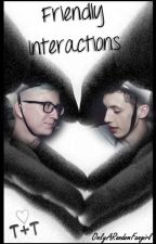 Friendly Interactions- Troyler (smut warning) by onlyarandomfangirl