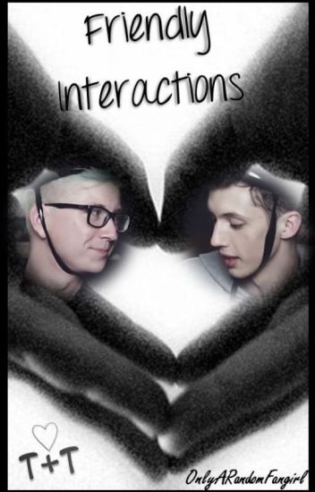 Friendly Interactions- Troyler (smut warning)