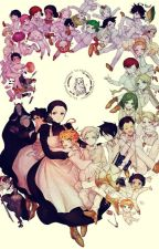 The Promised Neverland x Reader by CrypticMisfit