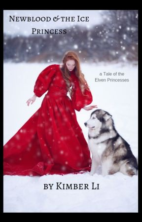 Newblood & the Ice Princess by KimberLiAuthor