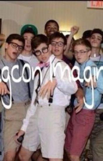 Magcon Imagines #1