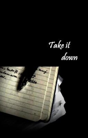 Take It Down by GenXblogger