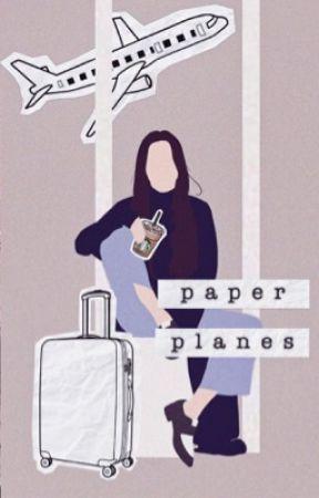 Paper Planes | Meet My OCs by risenroses