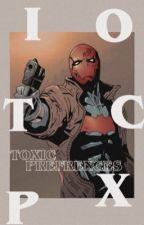 TOXIC―batboy preferences by anti-heroines