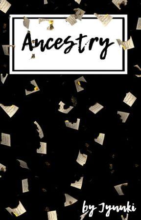 Ancestry by Jyuuki