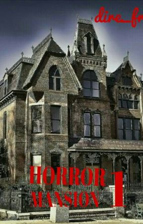 horror mansion by diceyjay
