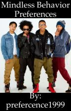 mindless behavior preferences by prefercence1999