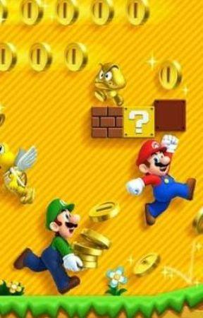 New Super Mario Bros 2 Flower World 1 Star Coins - Flowers