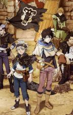 Black Clover Male Reader Insert by craftc17