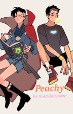 Peachy by SuicidalGooze