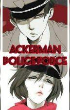 Ackerman Police Force  by Ackerman001