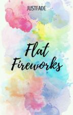 Flat Fireworks by JustFade