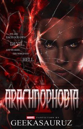 Arachnophobia || Natasha Romanoff by Geekator