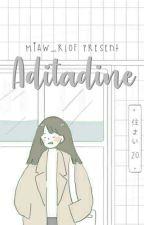 ADITADINE by miaw_rlof