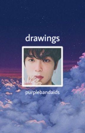 DRAWINGS [jaeyong] by purplebandaids