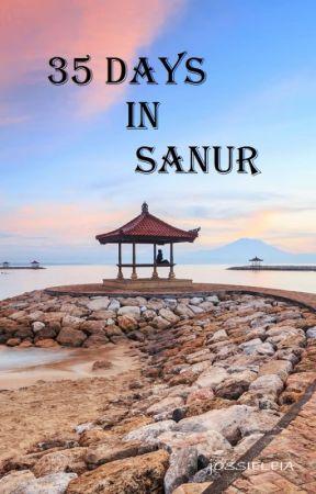 35 days in Sanur by JossieLeia