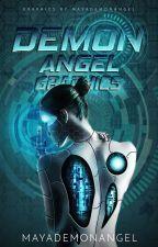 DemonAngel Graphics || CFCU by MayaDemonAngel