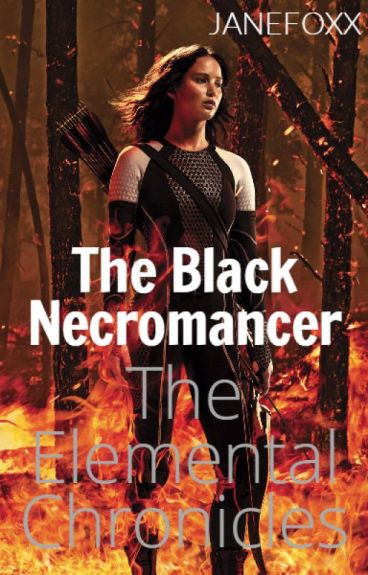 The Black Necromancer-Book 4 by janefoxx