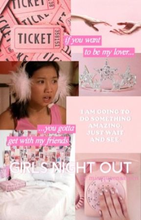 GIRLS NIGHT OUT ♡ SLEEPOVER (2004) by missqueensateen