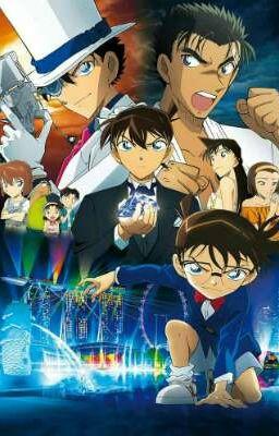 Đọc truyện Conan Movie 23: Cú Đấm Sapphire Xanh