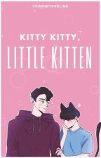 Kitty kitty, Little kitten by xiuminmydarling