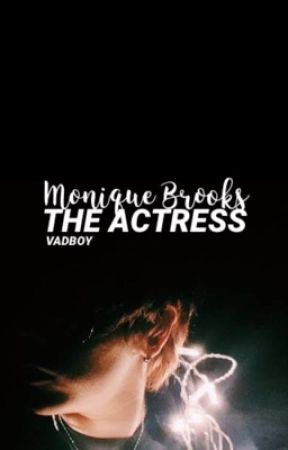 Monique Brooks, the Actress by vadboy