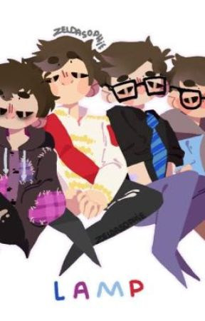 Sanders sides au's by Trash-Can-