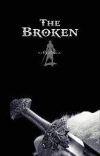 The Broken || [Bellamy B.] by seiraswriting