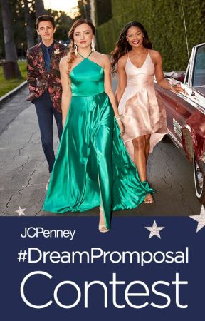 JCPenney #DreamPromposal Contest by TeenFiction