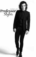 Professor Styles | H.S. by niallers_duo