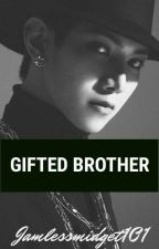 The Gifted Brother // ATEEZ FF SAN by Jamlessmidget101