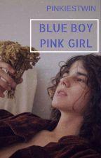 Blue Boy Pink Girl by pinkiestwin