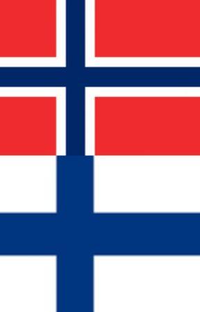 Oswoić by pokochać - Norwegia x Finlandia by CrystalFlover