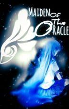 Maiden of the Oracle「Black Clover」 by CrimsonRosePhoenix