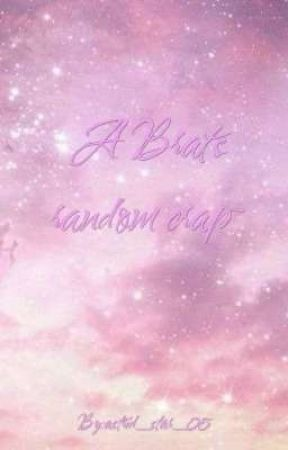 Random stuff + (No Longer Available) Face Reveal by astrid_star_05