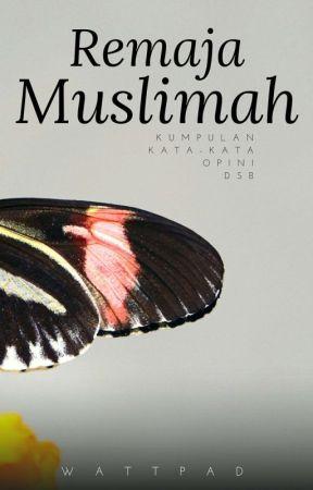 Remaja Muslimah Pengagum Rahasia Wattpad