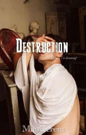 Destruction (Struck by Love #1) by MauGerem