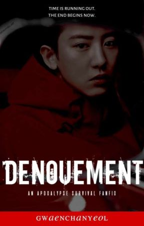 denouement. | pcy by gwaenchanyeol